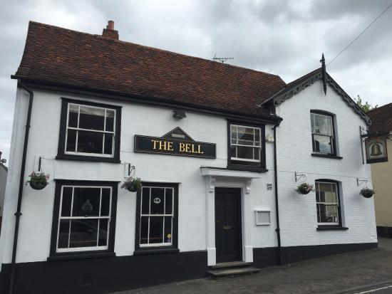 Great Bardfield, UK: The Bell Inn June 2016