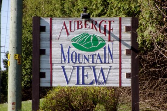Foto de Auberge Mountain View Inn