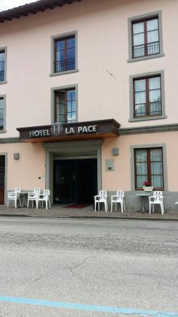 L\'Albergo - Picture of Hotel La Pace, Bagno di Romagna - TripAdvisor