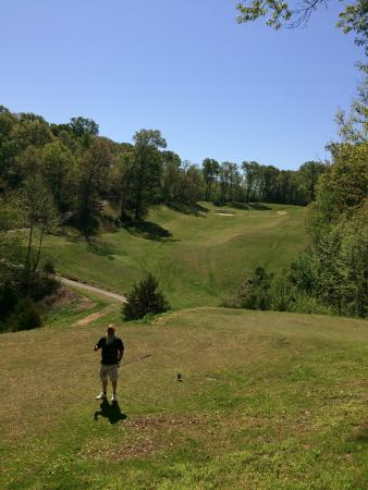 Pea Ridge, AR: Awesome golf course !!!