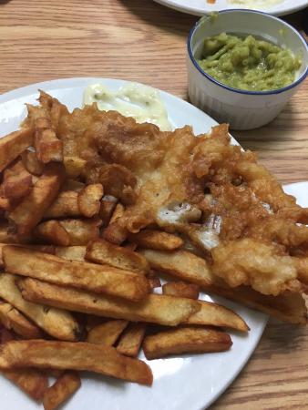 Sea Shanty Fish and Chips
