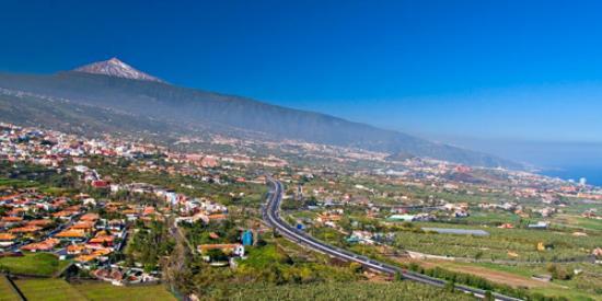 Ausblick - Foto di Orotava Valley, Puerto de la Cruz - TripAdvisor