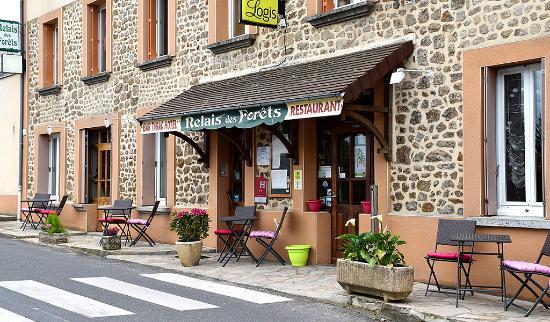 Blessac, Francia: Hotel Relais des Forêts