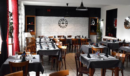Blessac, Francia: Restaurant Relais des Forêts