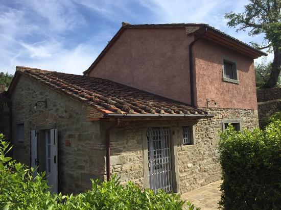 Castiglion Fiorentino, İtalya: Villa