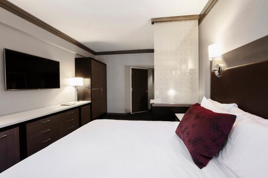 紐約希爾頓俱樂部酒店照片