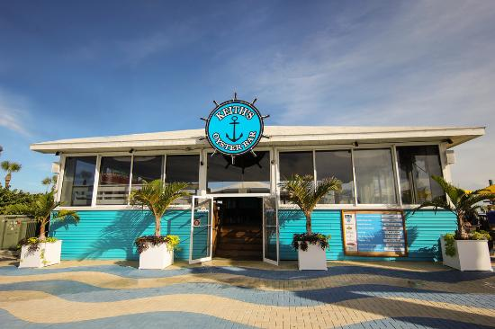 Read Reviews Of Cocoa Beach Pier Keith S Oyster Bar