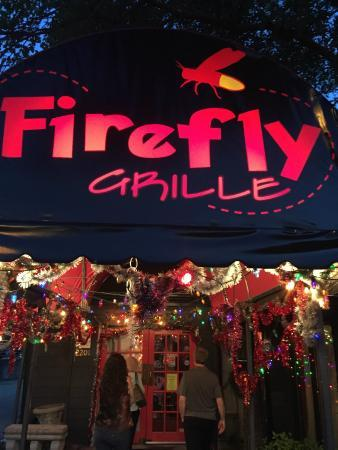 Firefly Grille: Storefront