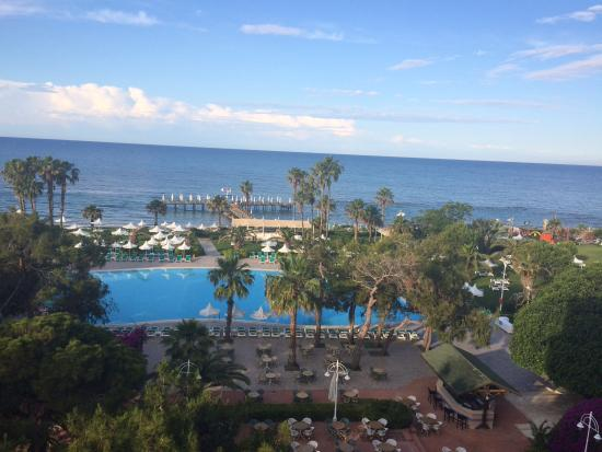 Turquoise Resort Hotel & Spa: Sea view!
