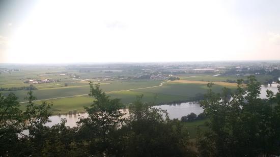 Ausblick vom Bogenberg