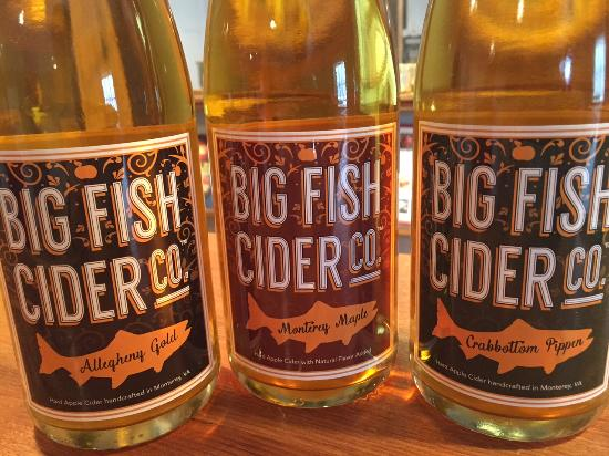 ‪Big Fish Cider, Co‬