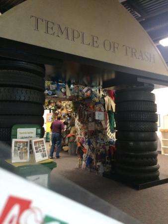 CRRA Trash Museum