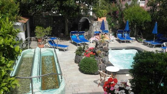 Hotel Floridiana Terme: Hotel Floridia ischia