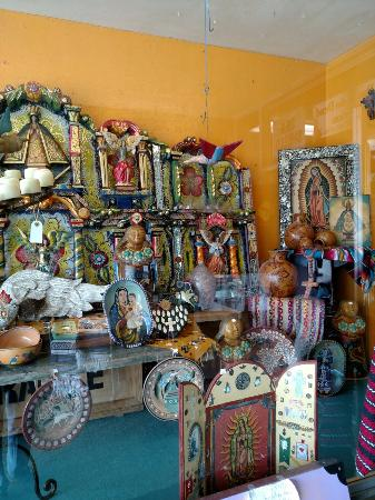 Encinitas, Καλιφόρνια: Mexican Folk Art and other hand crafted gifts