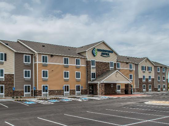 ‪WoodSpring Suites Burlington‬