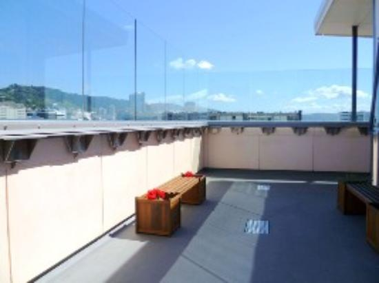 Southern Cross Serviced Apartments : Roof Deck