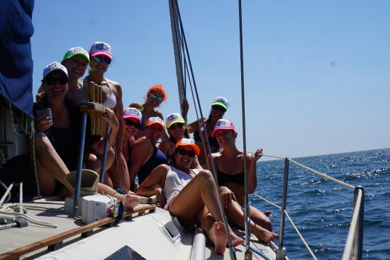 Rock Star Sailor Private Charters & Sailing School