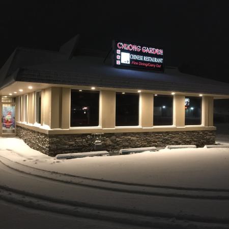 Oskaloosa, Αϊόβα: Chuong Garden Chinese Restaurant