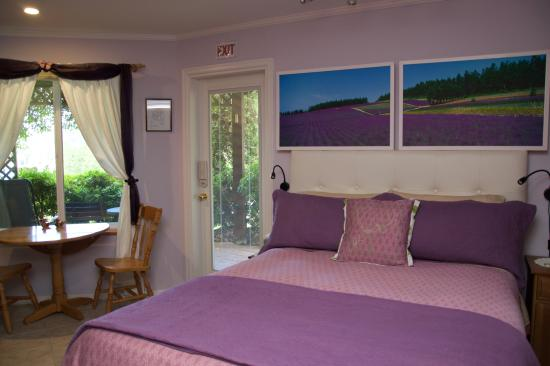 Enchanter Oceanview Suites: Mini Suite bedroom