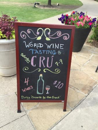 Cru' A Wine Bar