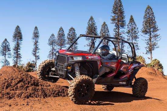 Four Seasons Resort Lanai - UTV Tours