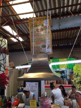 Mercado De Comida Coyoacan