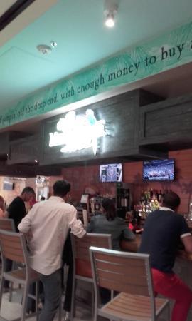 Miami International Airport Hotel: Fast food bar