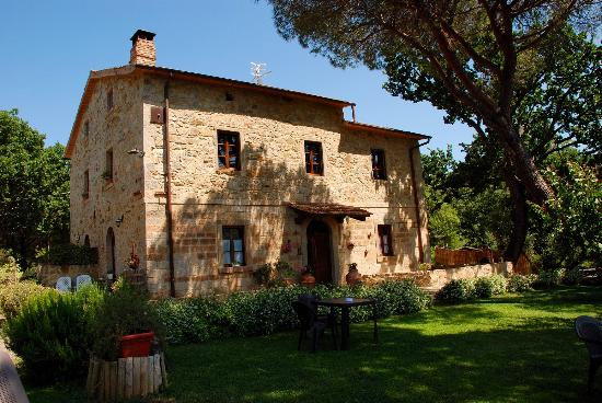 La Mulattiera Country House