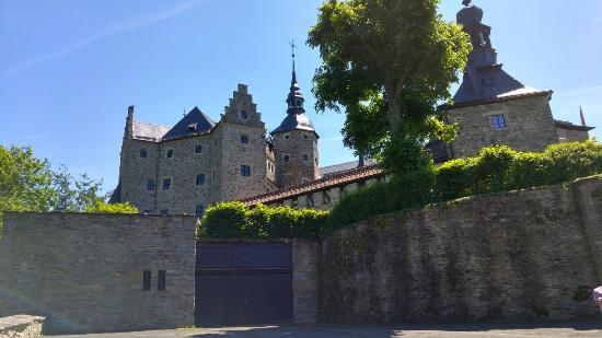 Ludwigsstadt, Deutschland: Burg Lauenstein