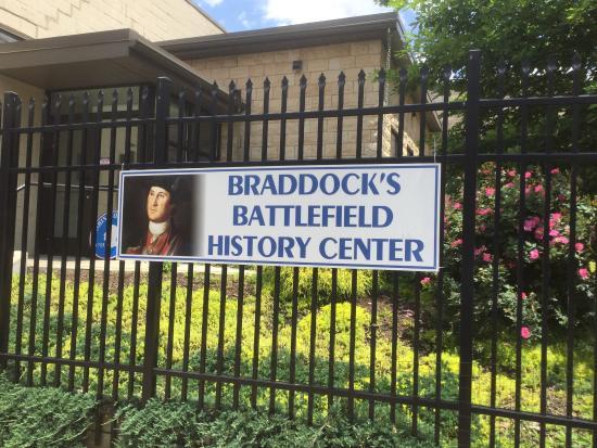 Braddock's Battlefield History Center