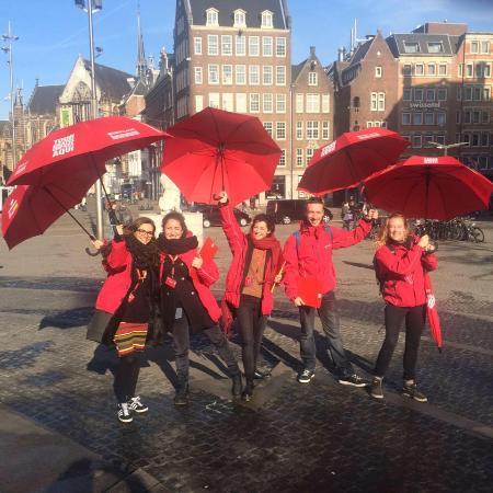 SANDEMANs NEW Europe - Amsterdam