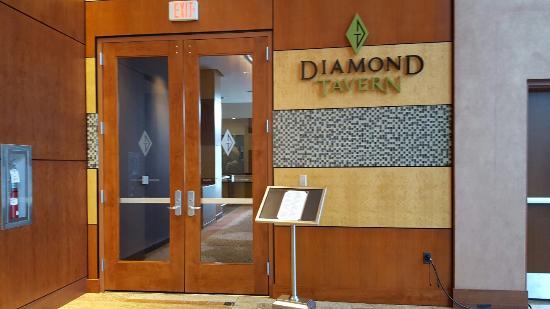 Diamond Tavern - Hilton Baltimore: 20160608_111647_large.jpg