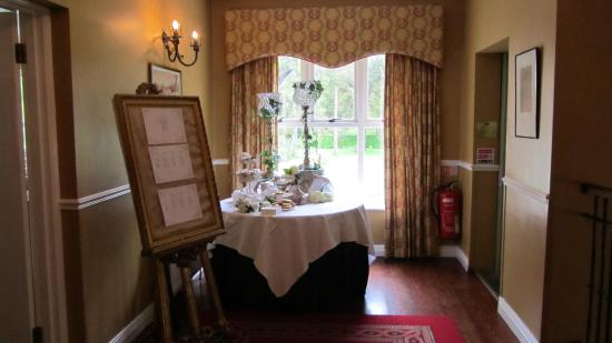 Foto de Tullylagan Country House Hotel