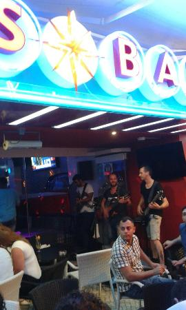 Vegas Bar