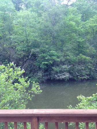 Inn on Mill Creek: View from Deck House