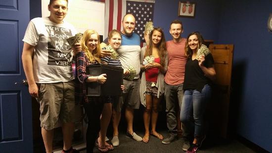 Escape Room Buffalo Grove