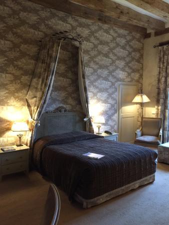 Saint Regle, Frankrig: Quarto luxuoso e muito confortável!