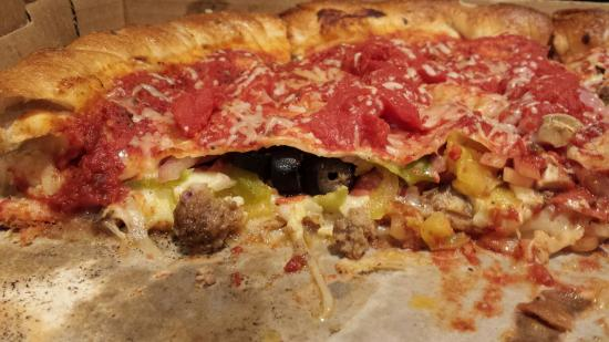 Famulari's Pizzeria Oakbrook: 20160608_194814_large.jpg