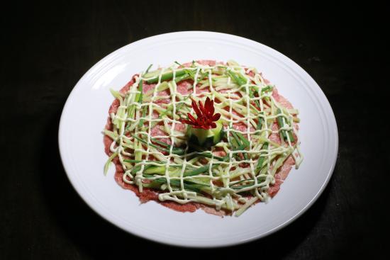 Hotoke Restaurant: Carpaccio