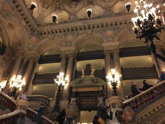Paris, France: Grand Staircase