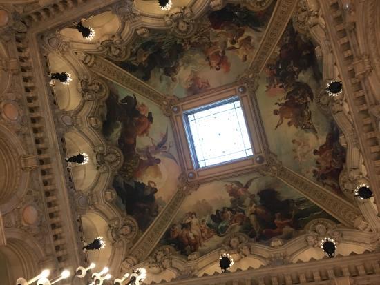 Paris, France: Ceiling