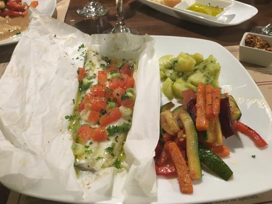 Bacco Wine Cafe: The Branzo Special  Delicious