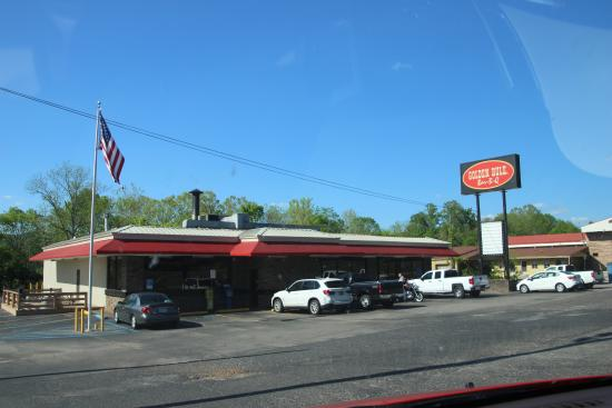 Golden Rule Barbecue - Irondale