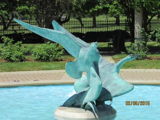 The Lucille E. Andersen Memorial Garden