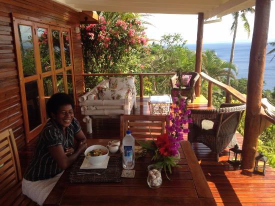 Naveria Heights Lodge Foto