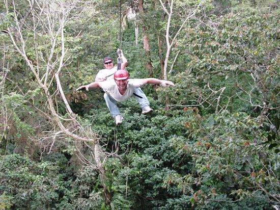 Paradise Nicaragua: Canopy Nicaragua