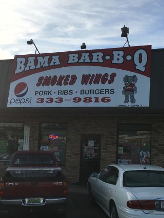 Bama Barbecue & Grill