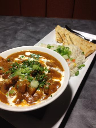 Jax Grill & Lounge : Butter Chicken is one of our specialties