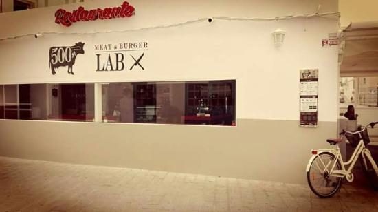 500 gr. Meat'n'Burger Lab