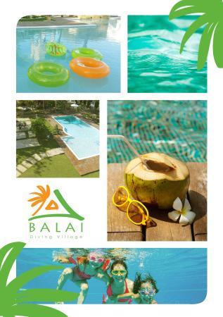 Balai Diving Village